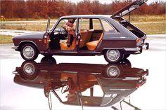 Der R 16 war vor allem für den praktischen Innenraum bekannt