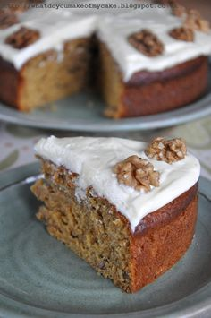 What do you make of my cake?: Mary Berry carrot cake