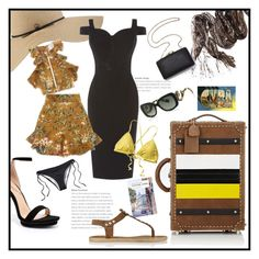 """Cuba!"" by queenofsienna ❤ liked on Polyvore featuring Ghurka, Prada, Wild Diva, Isabel Marant, Patagonia, Coal, Coast and Zimmermann"