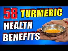 58 Amazing Health Benefits, Uses & Beauty Tips of Turmeric - YouTube
