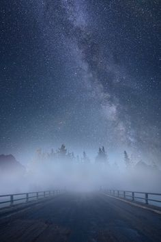 The road to nowhere - Canada (by Dan Jurak)