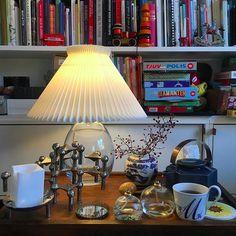 Elsa, Teak, Interior Decorating, Table Lamp, Lighting, Inspiration, Furniture, Instagram, Design