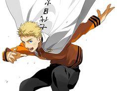 Indo além da caixinha: Naruto Uzumaki.
