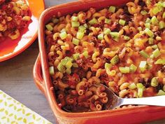 Get Rachael Ray's Sloppy Joe and Macaroni Casserole Recipe from Cooking Channel