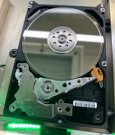 Here is an example of a case where the customer powered on the drive multiple times after the drive fell. The drive cover was also opened (not in a clean room). It's SUPER important to power off your drive after you hear a click because it can ultimately cause so much damage where there is data loss or even unrecoverable. Let's see what we can do for this case. Data Recovery, Passport Cover, Cleaning, Times, Room, Bedroom, Rooms, Home Cleaning, Rum