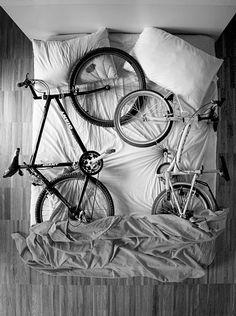 Dekorasyonda Gerçek Bir Bisiklet Nasıl Kullanılır?
