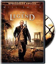 Will Smith & Alice Braga & Francis Lawrence-I Am Legend