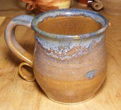 Wheel Thrown Ceramic Pottery Coffee Mug or Teacup by brambledragon, $12.00 https://www.etsy.com/listing/177932146/wheel-thrown-ceramic-pottery-coffee-mug?