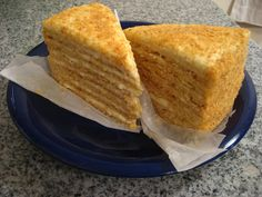 Russian Honey Cake For Your Viewing Pleasure In 8 Layers Of Glory cakepins.com