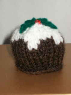 Knitting Pattern For Christmas Pudding To Cover Chocolate Orange : Chocolate orange, Orange and Chocolate on Pinterest