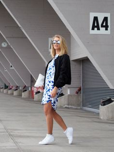 LACK OF COLOUR - #Blog / #Sporty #outfit - #Nikes