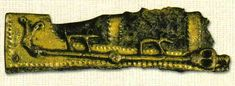Viking knife sheaths and belt suspensions - Page 2 - History - Bladesmith's Forum Board Case Knives, Cost Of Goods, Knife Sheath, Viking Age, Knife Making, Vikings, Swords, Poland, Weapons