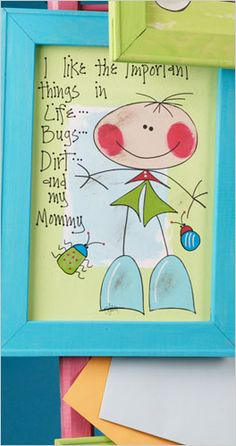 So many cute sayings for little boys and girls :) Robbie needs to make this for his mommy :) Mom Quotes, Cute Quotes, Awesome Quotes, Fun Crafts, Crafts For Kids, Paper Crafts, Little Boy And Girl, Little Boys, Bristol