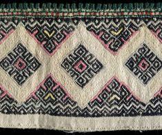 Skjorte, krage til - Norsk Folkemuseum / DigitaltMuseum Krage, Hardanger Embroidery, Bohemian Rug, Decor, Decoration, Decorating, Dekorasyon, Dekoration, Home Accents