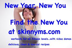 This is your year to get in the best shape of your life!!!