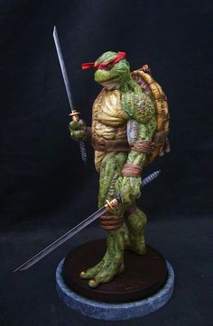 FAN ART: TMNT Concept Designs