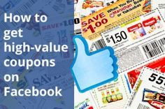 Facebook: The Portal to High-Value Coupons