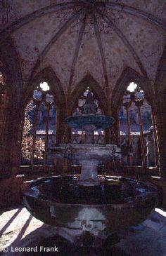 Fountain house, Maulbronn Monastery, Germany