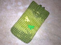 Как связать чехол для телефона.Crochet phone case.Вязаные чехлы+крючком.Чехол на... — Яндекс.Видео