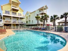 Southpointe Vacation Rental - VRBO 468110 - 5 BR Fort Morgan Condo in AL, Wonderful 5bd-6 1/2 BA Beachfront, White Sands, Open Living Space! This one is perfect