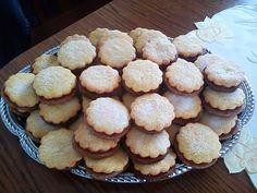 Kakaós-narancsos-vaníliás sütemény - BlikkRúzs Winter Food, Four, Cookie Jars, Cake Cookies, Baking Recipes, Muffin, Food And Drink, Sweets, Drinks