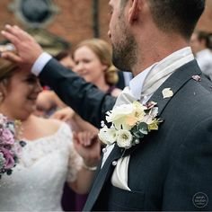 Sometimes its just the small tender loving moments of a wedding that I love so much. xx