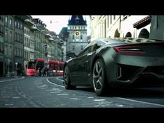 Acura NSX concept updated for Detroit