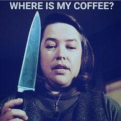 Kathy Bates needs coffee Coffee Talk, I Love Coffee, Coffee Shop, Coffee Cups, Coffee Coffee, Coffee Lovers, Coffee Facts, Coffee Quotes, Coffee Humor