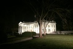 Most of Obama's staff moved out of the White House a day before Donald Trump was set to move in.