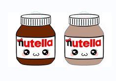 Capa Líquida Nutella - assista o tutorial: https://www.youtube.com/watch?v=u2slNJl2cTY