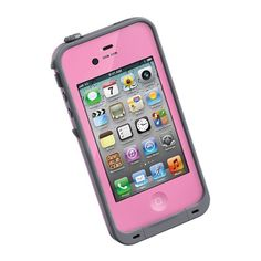 Pink LifeProof Case for the iPhone 5
