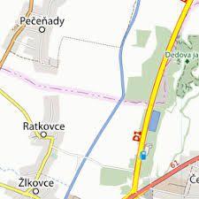 Žlkovce - Hľadať Googlom Map, Location Map, Maps