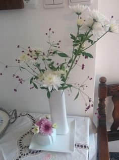 Flowers for Shabat