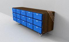 Adidas Shoe Storage