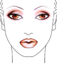 BROWN-MUFE smoky eye palette