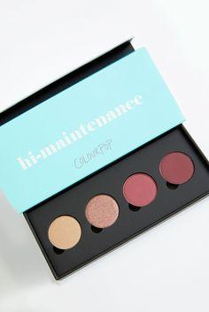 Hi-Maintenance Pressed Powder Eyeshadow Palette – ColourPop