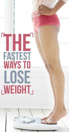 How To Lose Weight In A Week - 23 Simple Tips