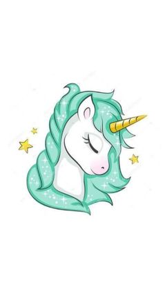 u AaCute magical unicorn. Vector design isolated on white background. Print for t-shirt or sticker. Romantic hand drawing for children. Unicorn Painting, Unicorn Drawing, Cartoon Unicorn, Unicorn Art, Magical Unicorn, Cute Unicorn, Rainbow Unicorn, Unicorn Images, Unicorn Pictures Cartoon