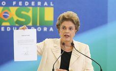 OAB declara apoio ao impeachment da presidente Dilma - 18/03/2016 - Poder - Folha de S.Paulo