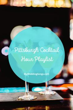 Planning a wedding in Pittsburgh? Check out DJ Jess's Pittsburgh Cocktail Hour Playlist. It will set the mood for your wedding guests! Check out @DJJess412 too.