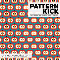 New post on my blog Pitter Pattern, where I tell you everything about my new Creative Market shop: Pattern Kick, the place to get gorgeous prints + patterns for all your creative endeavours! Take a peek: www.pitter-pattern.com/prints-and-patterns-creative-market
