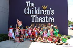 The Children's Theatre of Cincinnati, Cincinnati, OH TCT Academy offers performing arts instruction from a professional theatre company, introducing children to all elements of live theatre, incorporating educational aspects as well as important life skills and milestones. It isn't just learning how to sing, dance and act…It's about gaining confidence, learning life skills and keeping your children active.