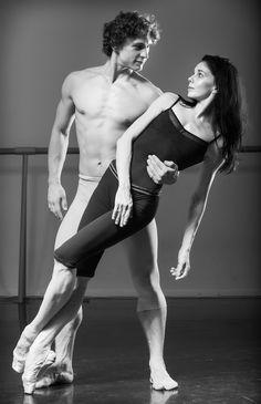Natalia Osipova and Ivan Vasiliev ♥ www.thewonderfulworldofdance.com #ballet #dance
