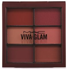 MAC Keepsakes Collection for Holiday 2014 - Viva glam palette. Love this palette Viva Glam Mac Lipstick, Rihanna, Mac Foundation, Lipstick Palette, Mac Makeup, Makeup Lipstick, Lipsticks, Dreams, Lips