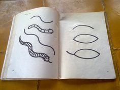 Panduan Pintar Membuat Gambar Hewan: Menggambar Ular Sederhana