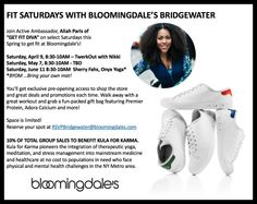 Get Fit This Spring With GET FIT DIVA & Bloomingdale's | The Get Fit Diva