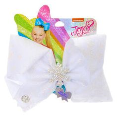 Shop Claire's for the latest trends in jewelry & accessories for girls, teens, & tweens. Find must-have hair accessories, stylish beauty products & more. Jojo Hair Bows, Jojo Bows, Girl Hair Bows, Girls Bows, Dance Hairstyles, Headband Hairstyles, Kids Toy Shop, School Hair Bows, Jojo Siwa Bows