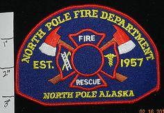 Alaska Willow Fire /& Rescue AK Fire Dept Patch