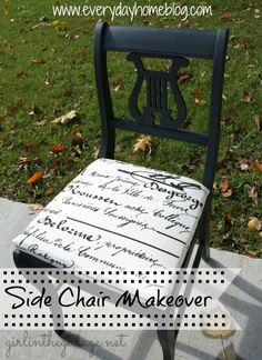 Chair-Makeover
