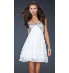 $198.00 LaFemme affordable dress from http://viktoriasdresses.com/ through John's Tailors